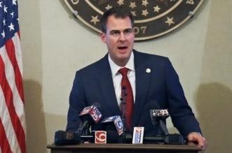 إصابة حاكم ولاية أوكلاهوما الأمريكية بفيروس كورونا - المواطن