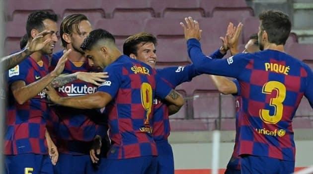 صدمة لـ برشلونة قبل مواجهة فياريال