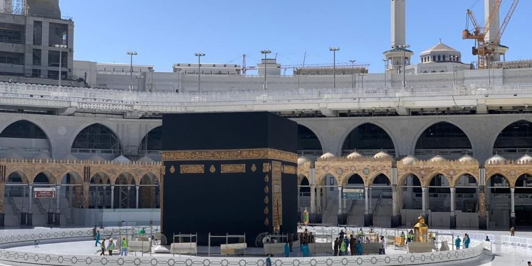 حالة الطقس في مكة والمشاعر