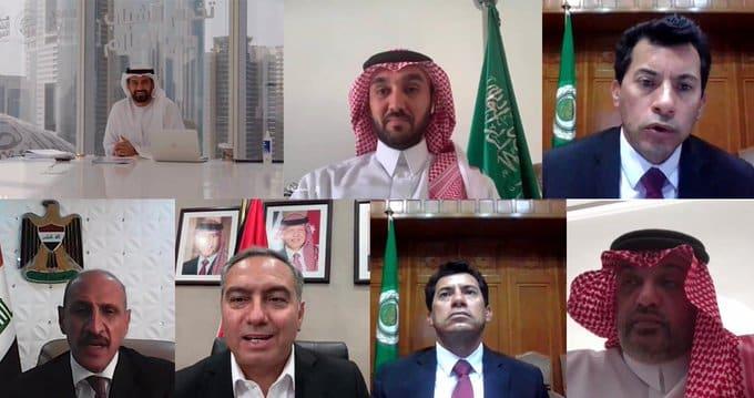 بمشاركة عبدالعزيز الفيصل .. أبرز نقاط اجتماع الافتراضي لـ وزراء الشباب والرياضة العرب