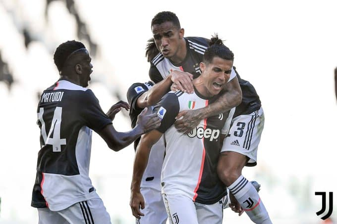 ترتيب الدوري الإيطالي بعد فوز يوفنتوس ضد تورينو