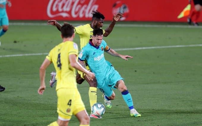 تعليق رئيس Barcelona حول احتمالية رحيل ميسي