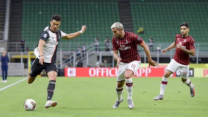 ترتيب الدوري الإيطالي بعد قمة ميلان ضد يوفنتوس