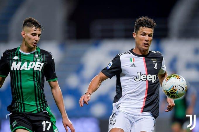 البيانكونيري يواصل نزيف النقاط بالتعادل بـ مباراة ساسولو ضد يوفنتوس