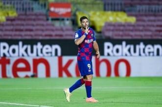 مباراة برشلونة ضد إسبانيول