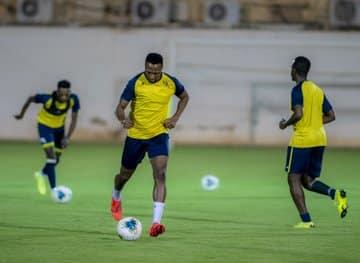 لاعب جديد يغيب عن تدريبات التعاون بعد أزمة تاوامبا