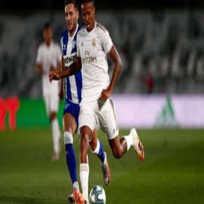 مباراة الريال ضد ألافيس