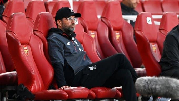 فوز آرسنال ضد ليفربول يحرم كلوب من رقم خُرافي