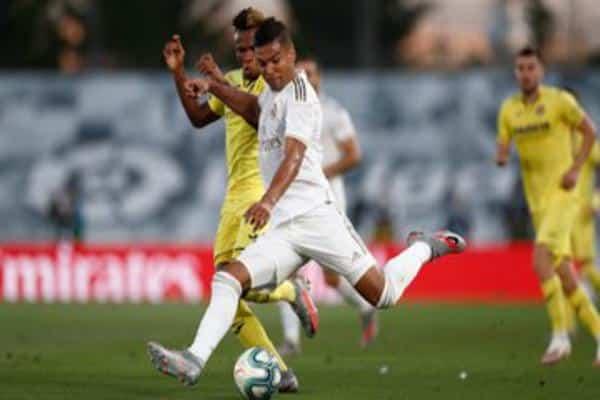 مباراة الريال ضد فياريال
