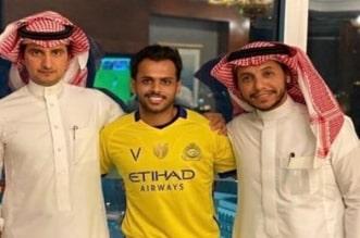 عبدالفتاح عسيري لاعب الأهلي