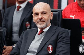 ستيفانو بيولي مدرب ميلان