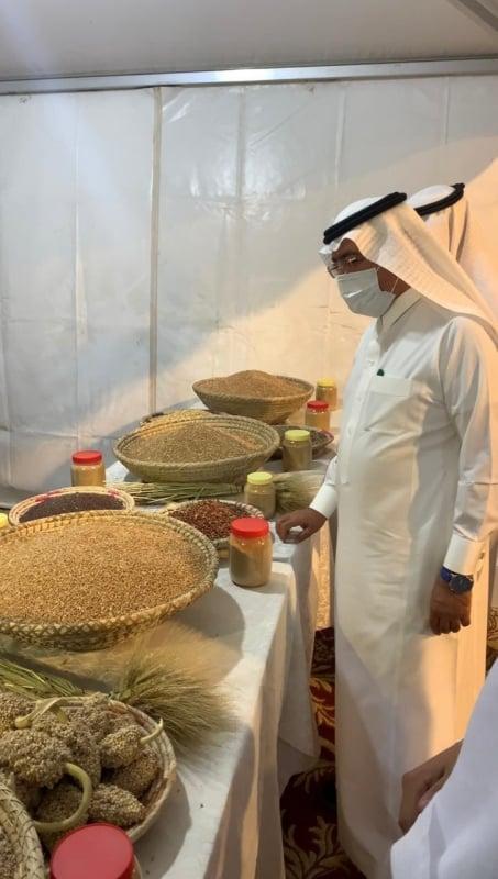 50 مزارعًا اختتموا منافسات مهرجان البر ببللحمر - المواطن