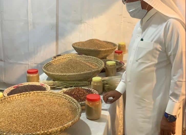 50 مزارعًا اختتموا منافسات مهرجان البر ببللحمر
