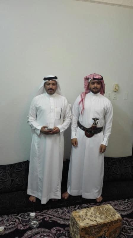 علي ناشب حمدي يحتفل بعقد زواجه بصامطة - المواطن
