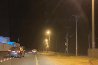 """تجاوباً مع """"المواطن"""".. كهرباء جازان تنير طريق العز - الخضراء بالمسارحة - المواطن"""