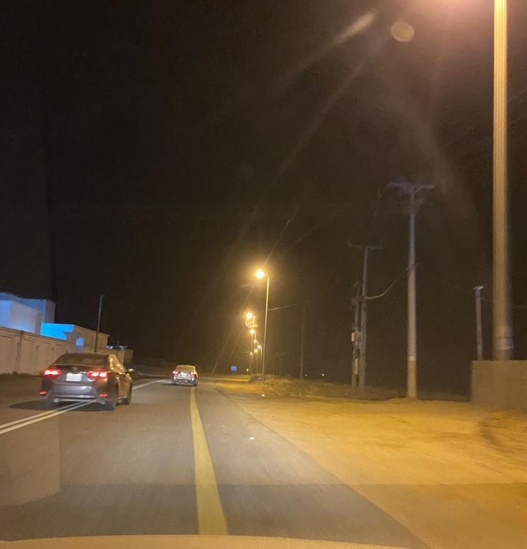 """تجاوباً مع """"المواطن"""".. كهرباء جازان تنير طريق العز – الخضراء بالمسارحة"""