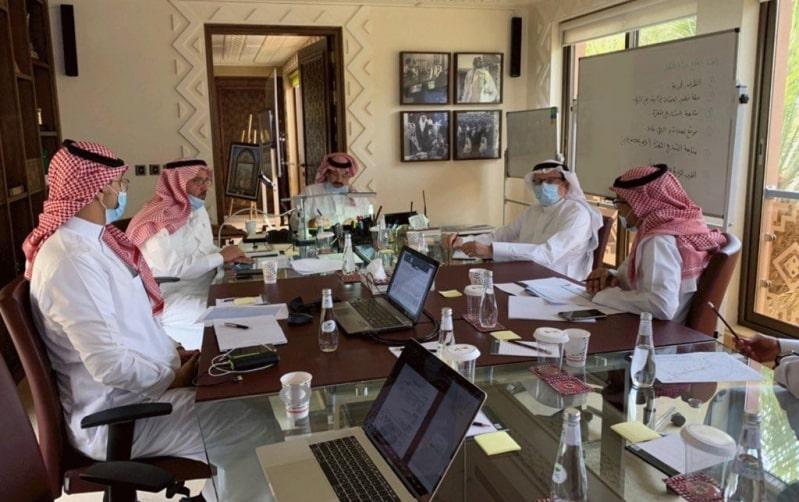 تركي بن طلال لمسؤولي الطرق: غير راضٍ عن مستوى إنجاز بعض المشروعات