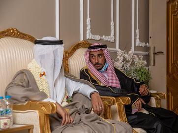 آل صرخي تحتفل بزواج ابنهم الشاب صلاح - المواطن
