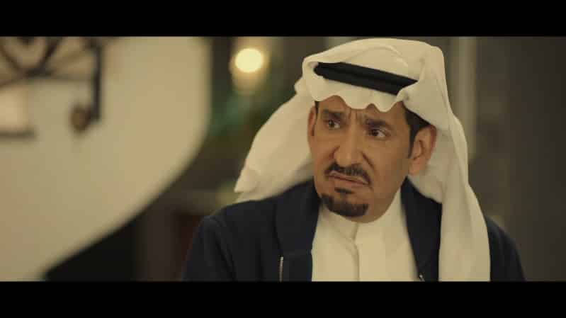 """عبد الله السدحان يدخل التراجيديا لأول مرة بـ """"كسرة ظهر"""""""