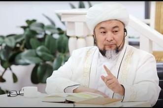قيرغيزيا تشيع مفتيها الأسبق بعد وفاته بـ كورونا