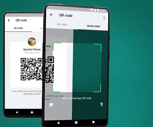 كيف تستخدم رمز الـ QR في WhatsApp لإضافة متصل جديد ؟