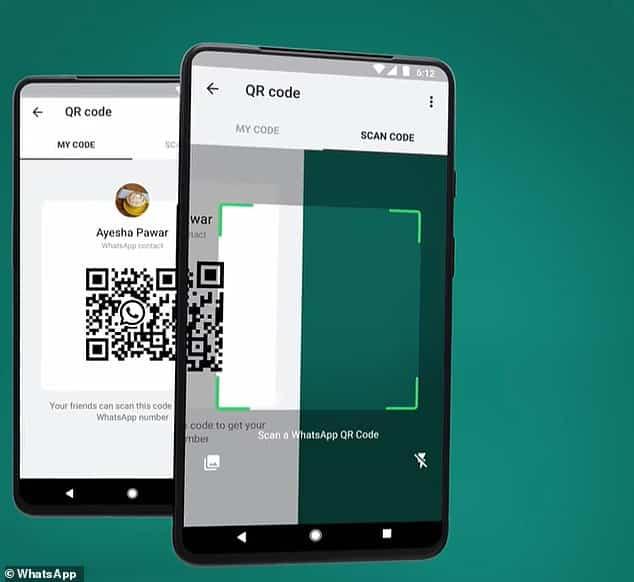 كيف تستخدم رمز الـ QR في WhatsApp لإضافة متصل جديد ؟ - المواطن
