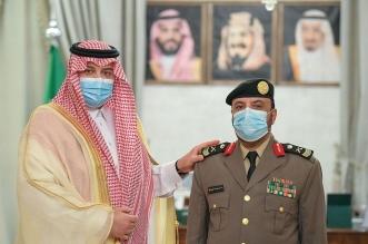 أمير الشمالية يقلد نائب مدير شرطة المنطقة رتبة لواء - المواطن