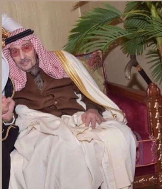 الديوان الملكي : وفاة الأمير خالد بن سعود بن عبدالعزيز