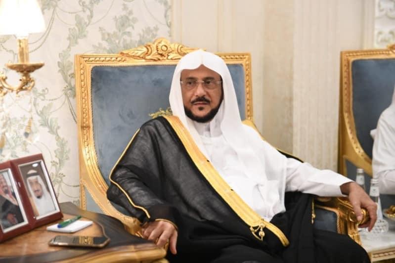 وزير الشؤون الإسلامية: القيادة الرشيدة أولت بيوت الله اهتمامها وعنايتها