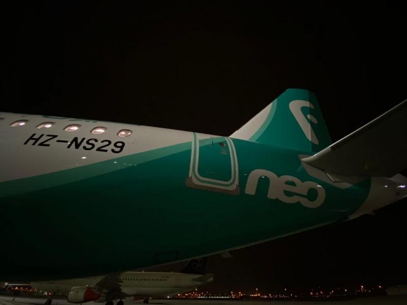 طيران ناس يتسلم طائرته الثامنة من طراز إيرباص A320neo - المواطن