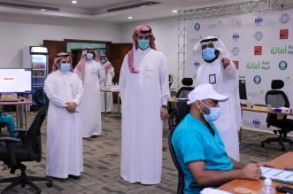أمين الرياض يتفقد مسالخ العاصمة ويطلع على استعدادات عيد الأضحى - المواطن