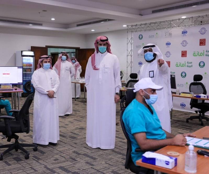 أمين الرياض يتفقد مسالخ العاصمة ويطلع على استعدادات عيد الأضحى