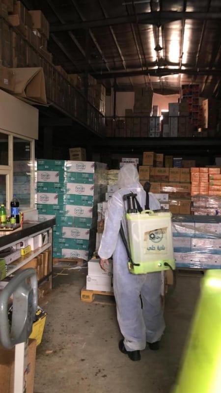 إغلاق متجر شهير في القنفذة بعد رصد حالة إصابة بـ كورونا - المواطن