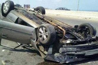 اصطدام مركبة بحاجز خرساني وإصابة قائدها بمكة المكرمة - المواطن