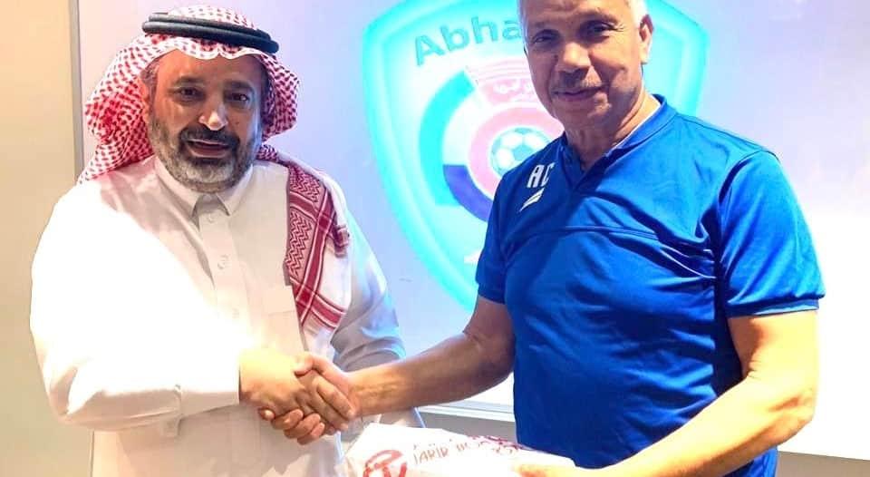 دوري محمد بن سلمان.. أبها يُحفز لاعبيه قبل مباراة الفتح
