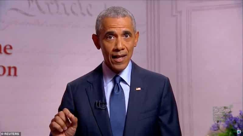 أوباما يهين ترامب بوصفه بـ الدنيء والأخير يتهمه بالتجسس