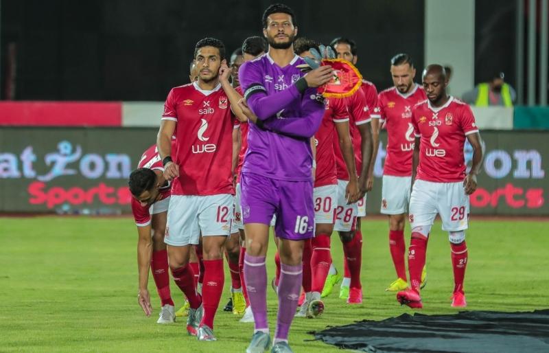 الأهلي في الدوري المصري