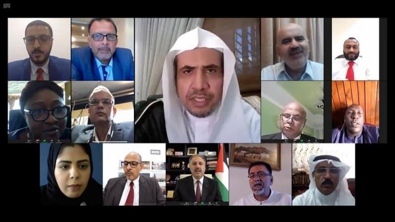 الشيخ العيسى: التعايش بين أتباع الأديان حاجة ملحة لمواجهة الكراهية والعنصرية