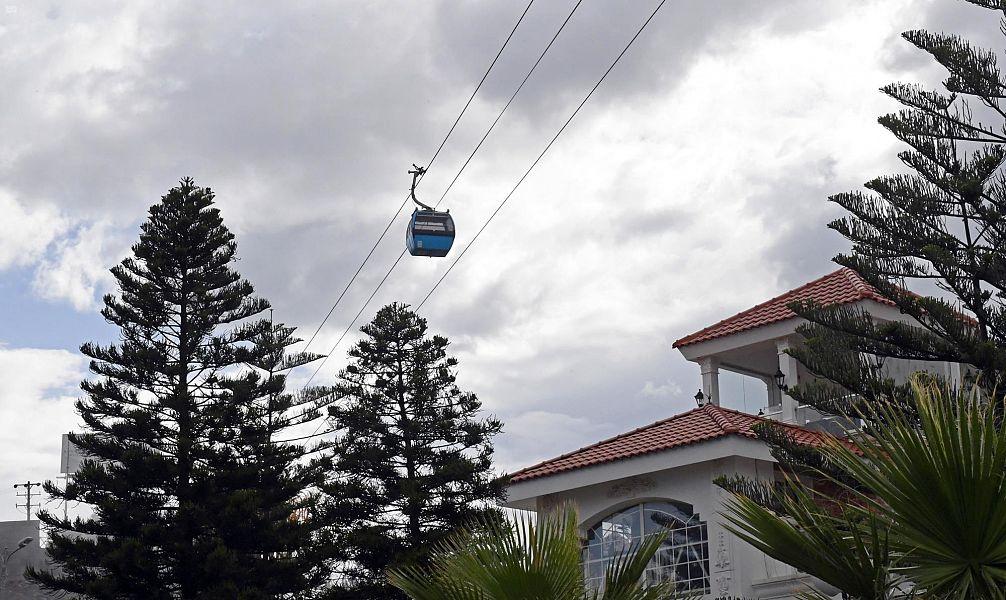 صور عربات التلفريك تلامس ضباب أبها على ارتفاع 3 آلاف متر صحيفة المواطن الإلكترونية