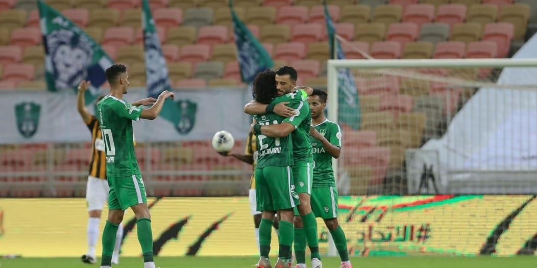 دوري محمد بن سلمان.. 4 مباريات و11 هدفًا والديربي أخضر