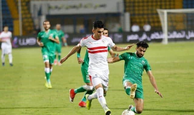 موعد مباراة الزمالك ضد المصري