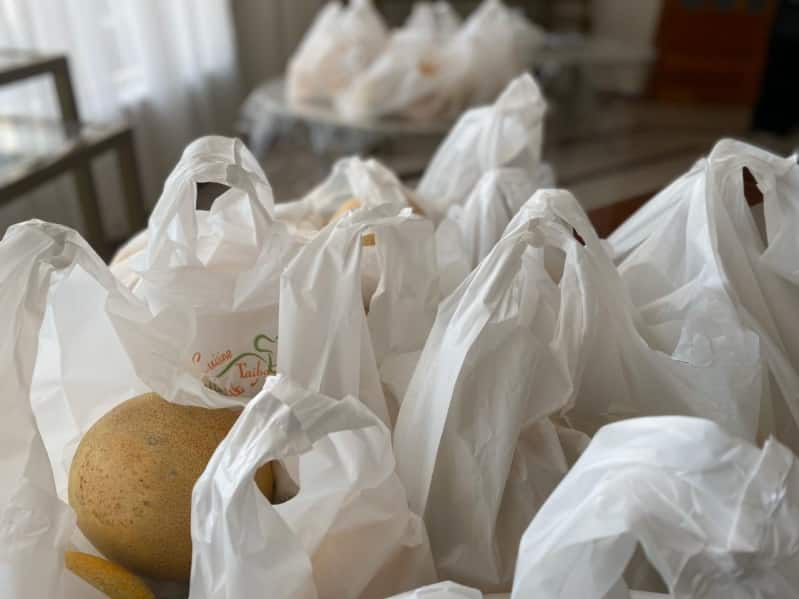 مصادرة 1800 كجم من الخضار والفاكهة في السوق المركزي بالمدينة