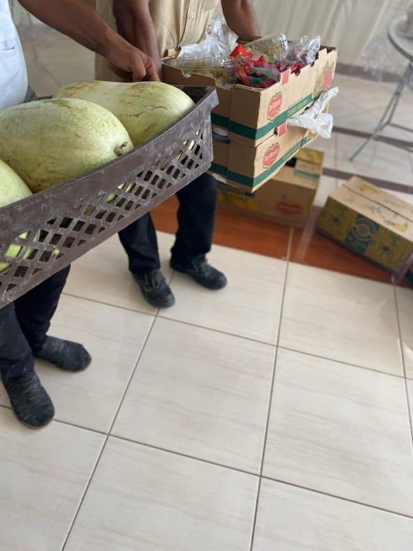 مصادرة 1800 كجم من الخضار والفاكهة في السوق المركزي بالمدينة - المواطن