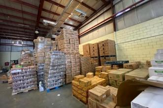 ضبط 250 طناً من المنتجات الغذائية المخالفة وقوارض في المستودع! - المواطن