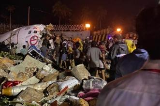 انشطار طائرة هندية يقتل 14 شخصًا ويصيب 123 آخرين - المواطن