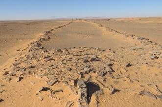 العثور على أقدم المصائد الحجرية في العالم شمال السعودية - المواطن