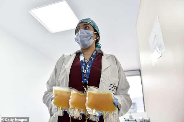 FDA تعلق إجراءات علاج فيروس كورونا بـ بلازما الدم