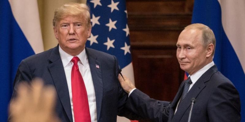 الهدية الأخيرة من ترامب إلى بوتين قبل الانتخابات الرئاسية الأمريكية