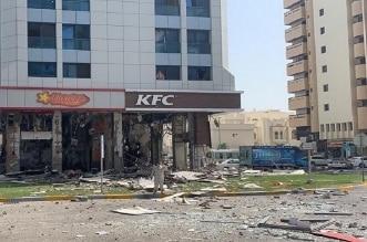 إصابات بانفجار في مطعم بأبو ظبي - المواطن
