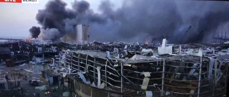 النيابة العامة اللبنانية تحيل 16 موقوفًا بـ انفجار بيروت للقضاء العسكري